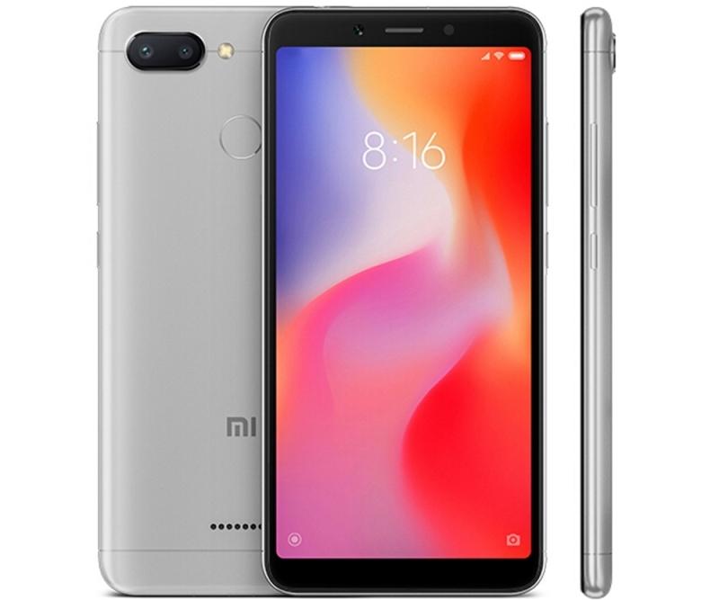 Xiaomi Redmi 6-