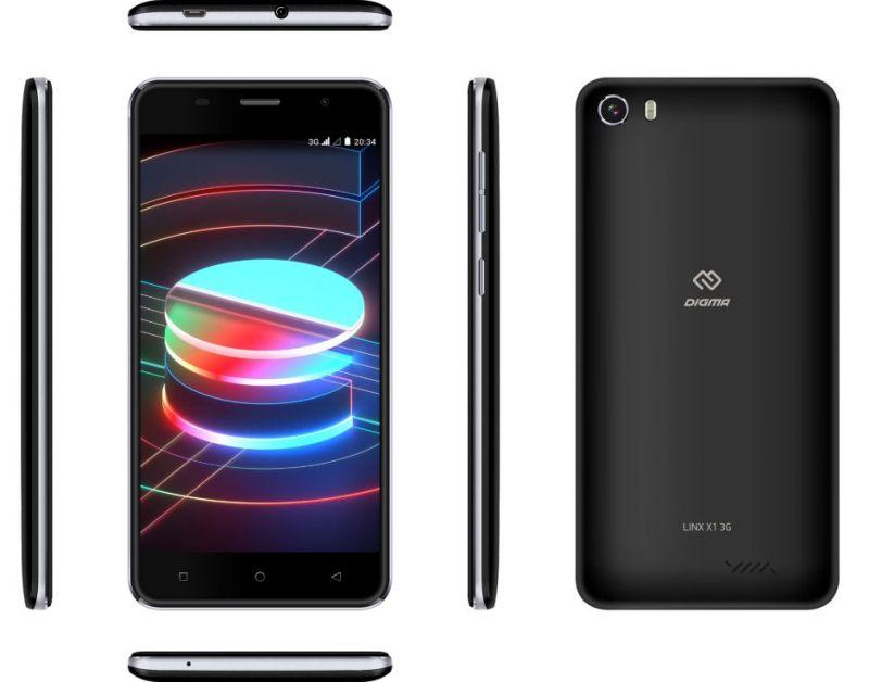 Digma LINX X1 3G