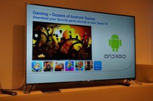 Телевизор под Android