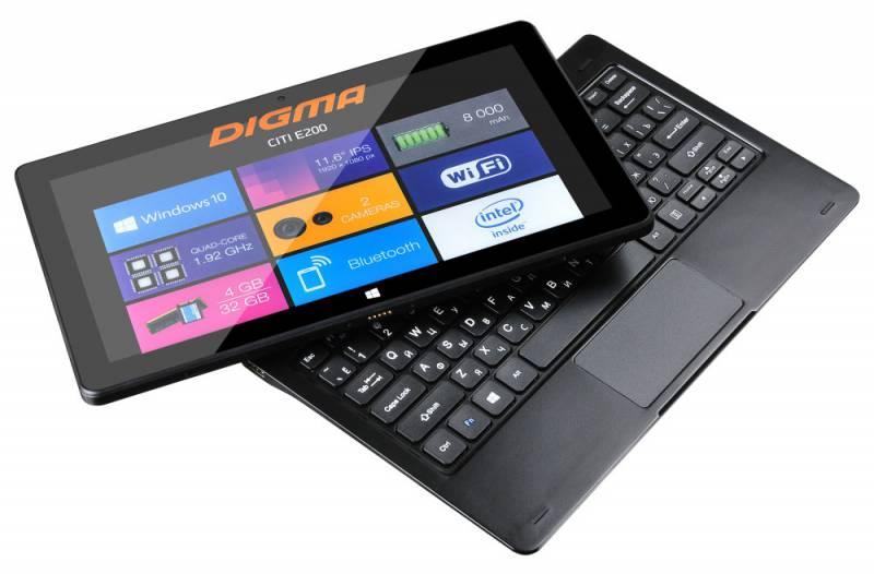 планшет Digma CITI E200