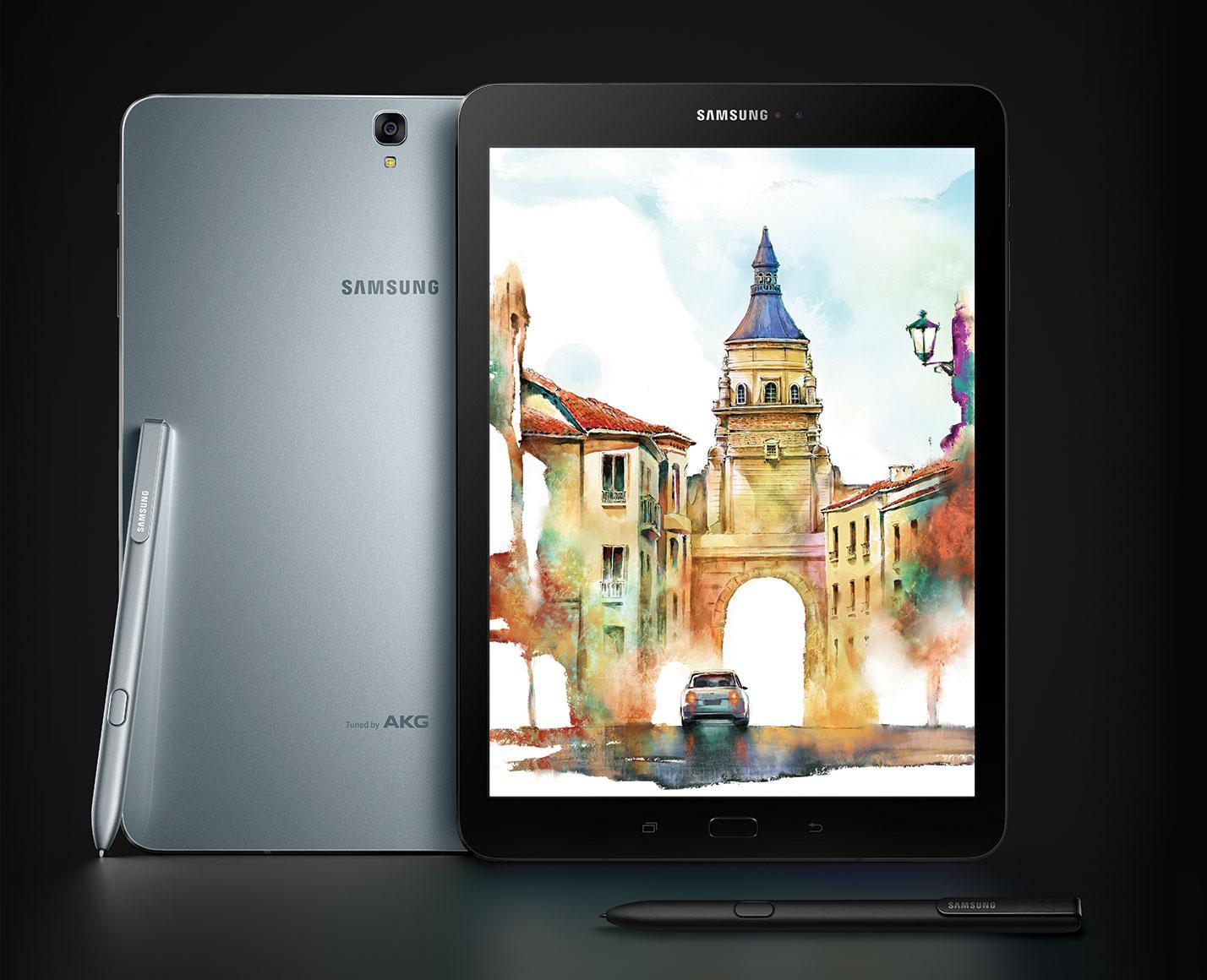 портативное устройство Galaxy Tab S3 9.7 32Gb LTE