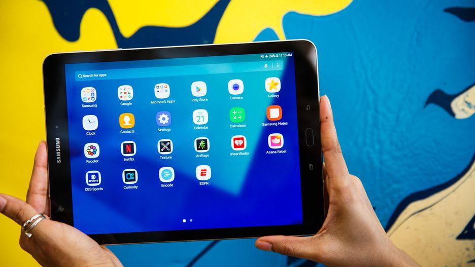 планшет Galaxy Tab S5e T725