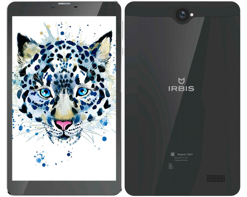 планшет Irbis TZ797