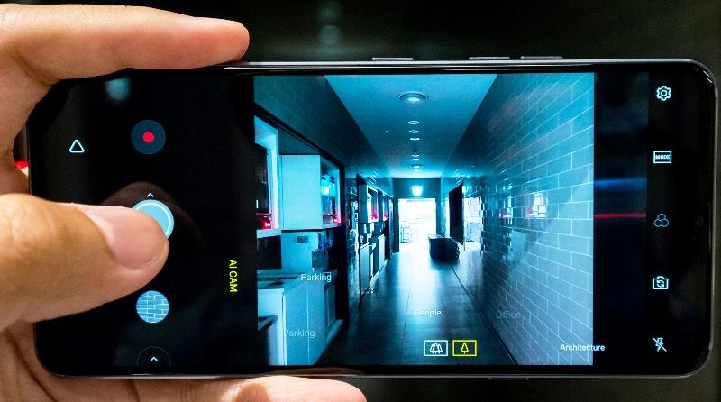 LG G7 ThinQ - цена и характеристики