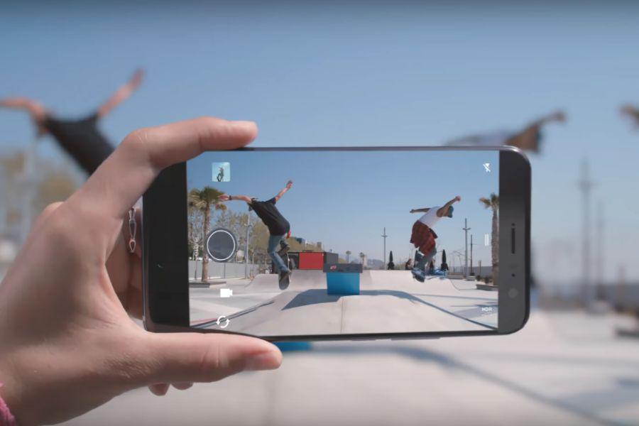 Анализ камеры HTC U11