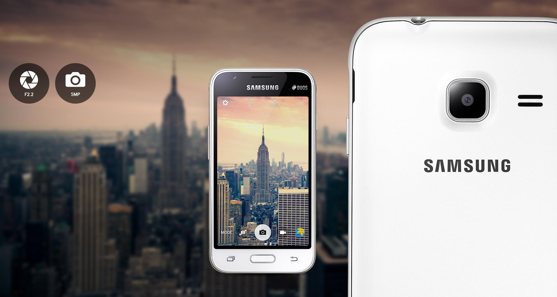 Samsung Galaxy J1 Mini Prime - цена и характеристики