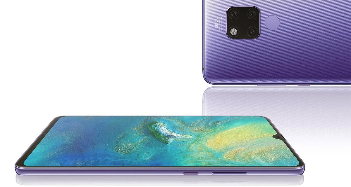 Смартфон Huawei Mate 20 x
