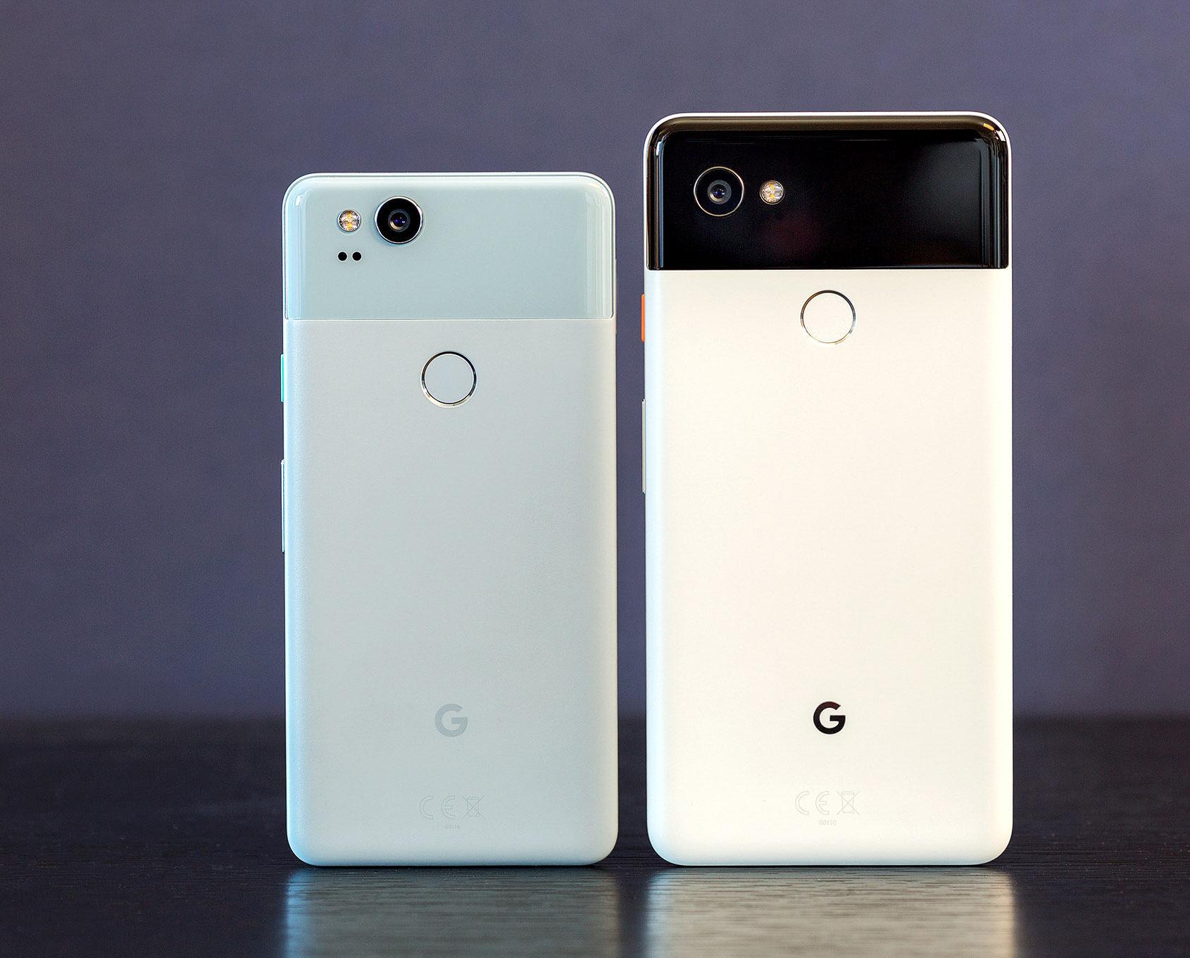 Google Pixel 2 и Pixel 2 XL
