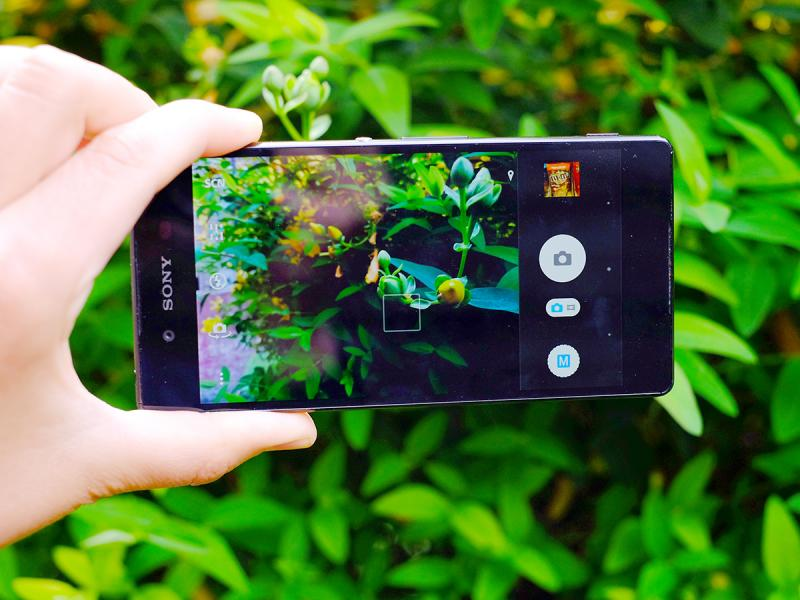 Камера SonyXperiaZ3+Dual