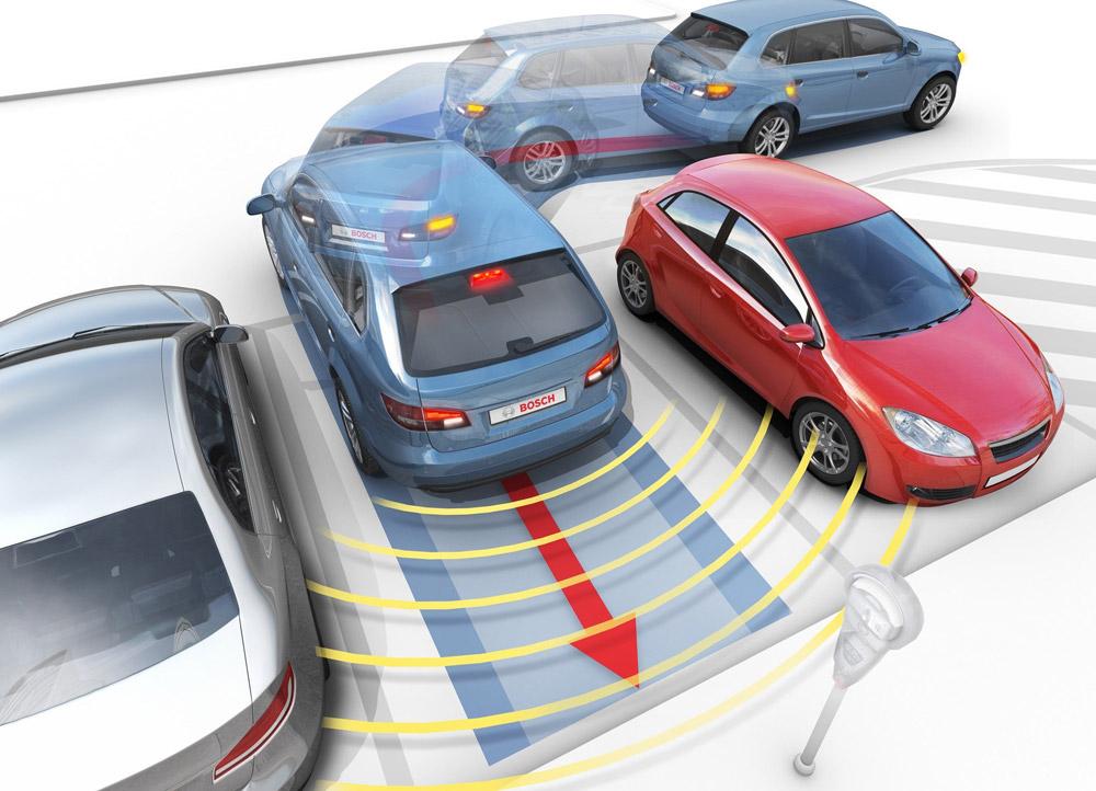 Режим парковки