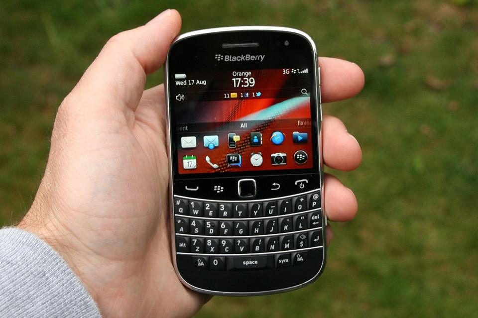 BlackBerryBold9900