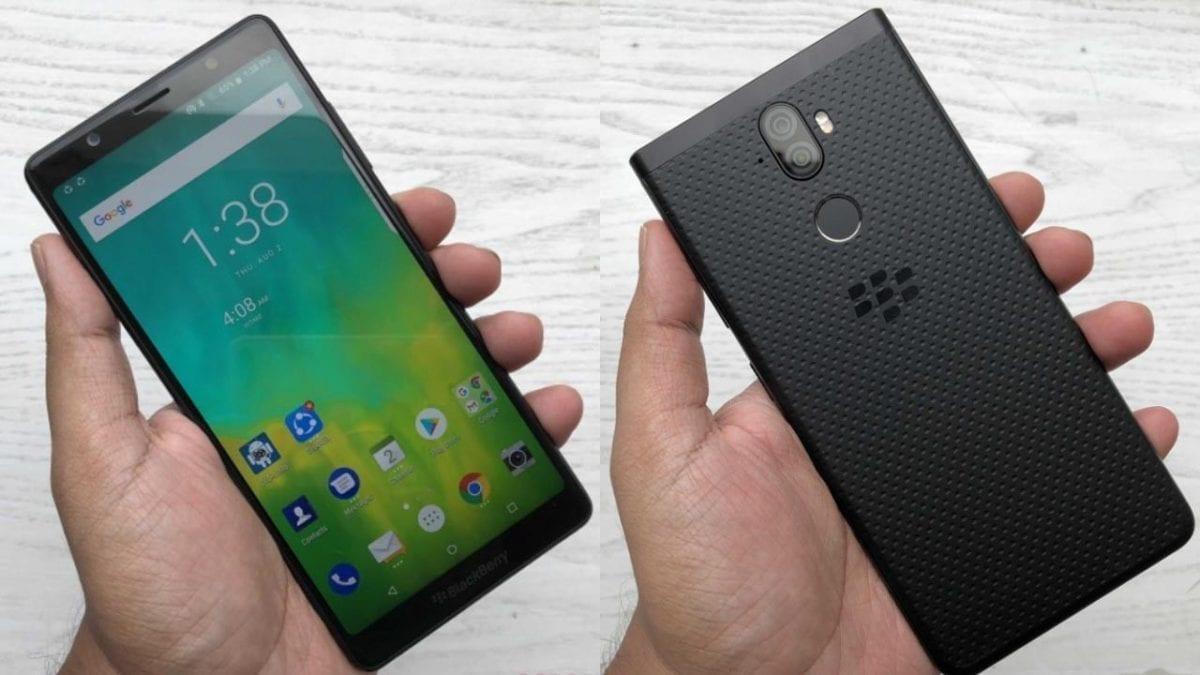 BlackBerryEvolve
