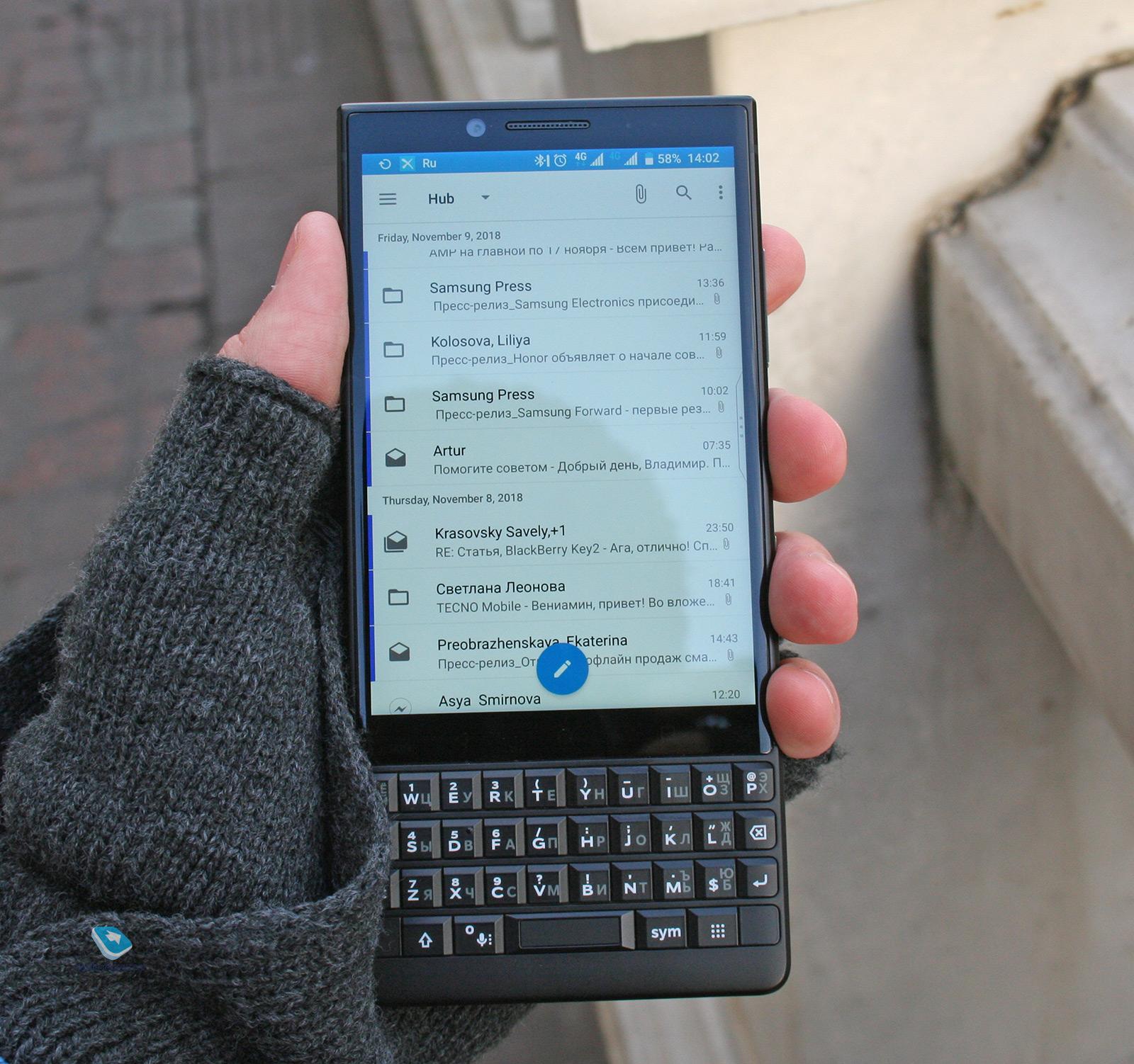 BlackBerry KEY2 (64G)