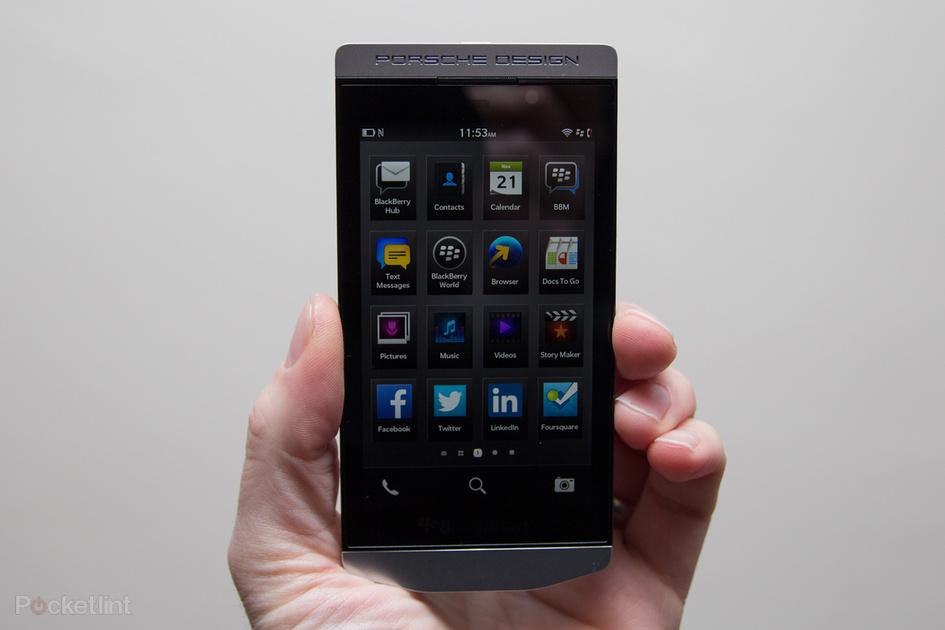 BlackBerryPorscheDesignP'9982