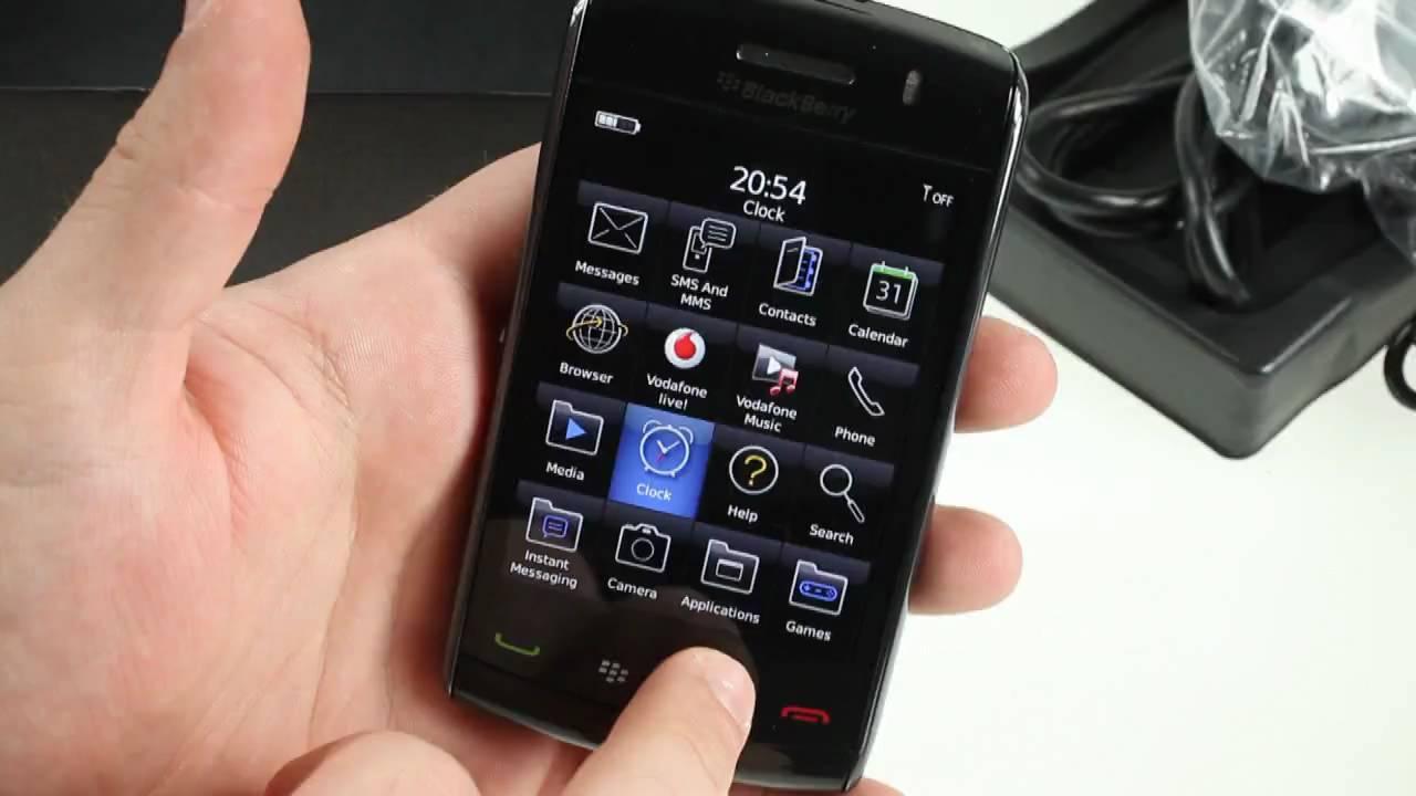 BlackBerryStorm2 9520