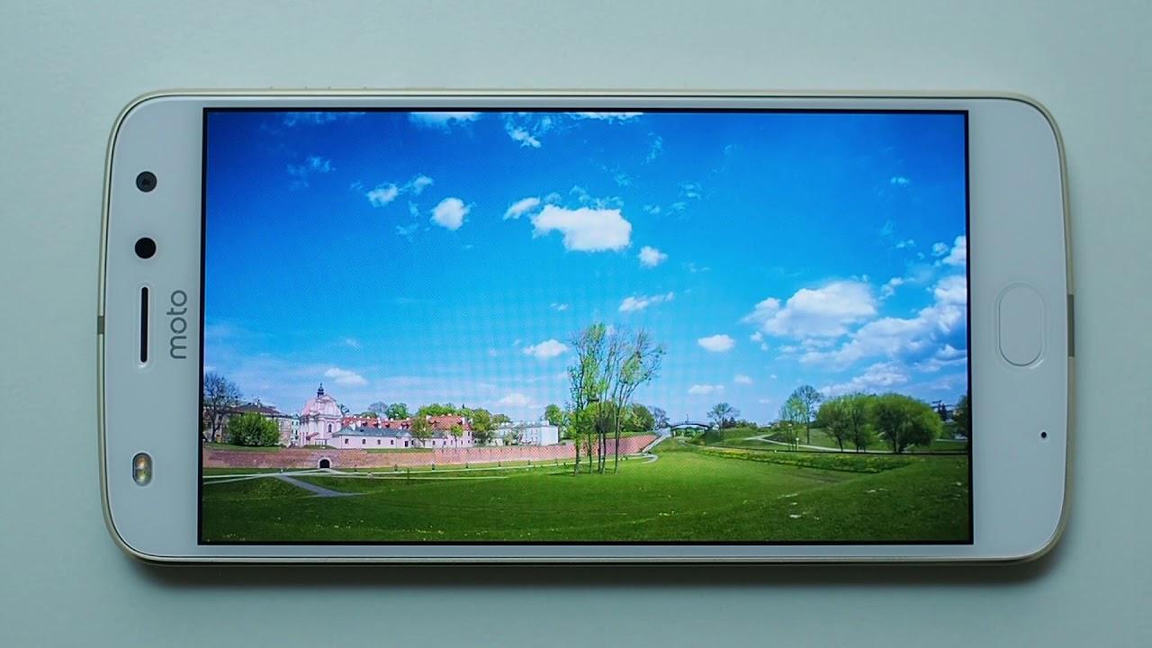 Матрица экрана Motorola Moto Z2 Play
