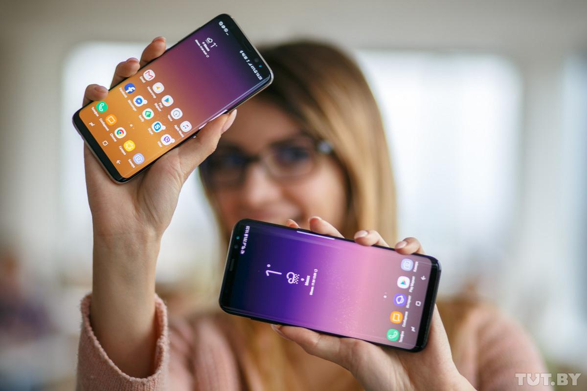 Топ красивых и модных телефонов 2019 года