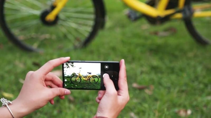 сделать фото на смартфон
