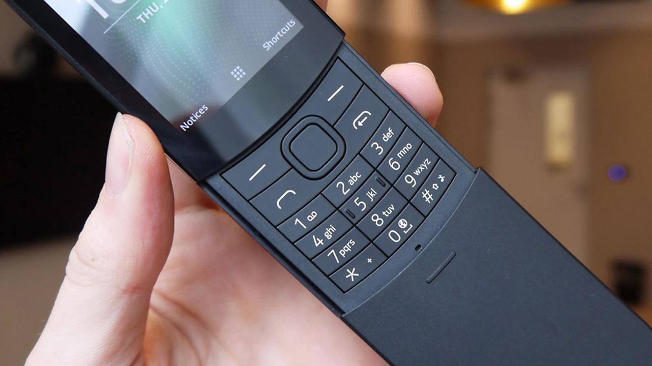 Кнопочные телефоны с вайфаем