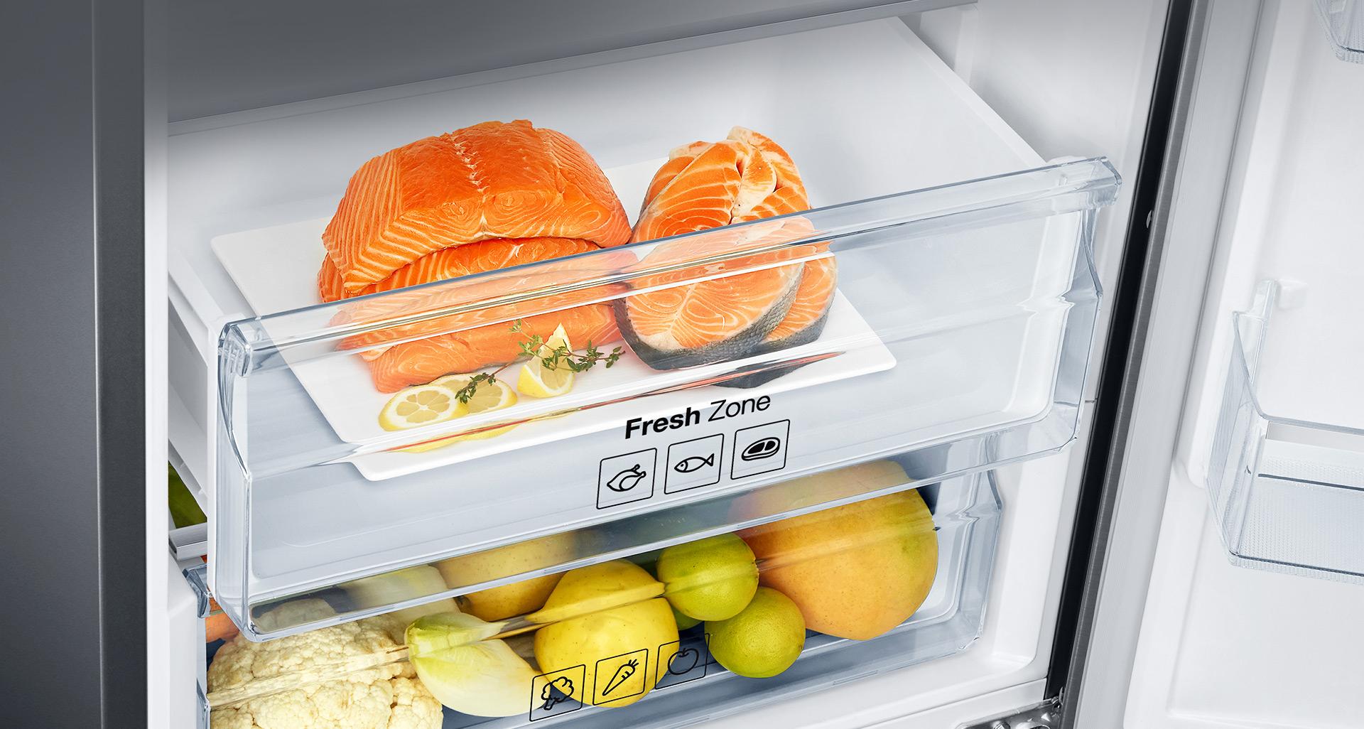 Самая холодная полка в холодильнике