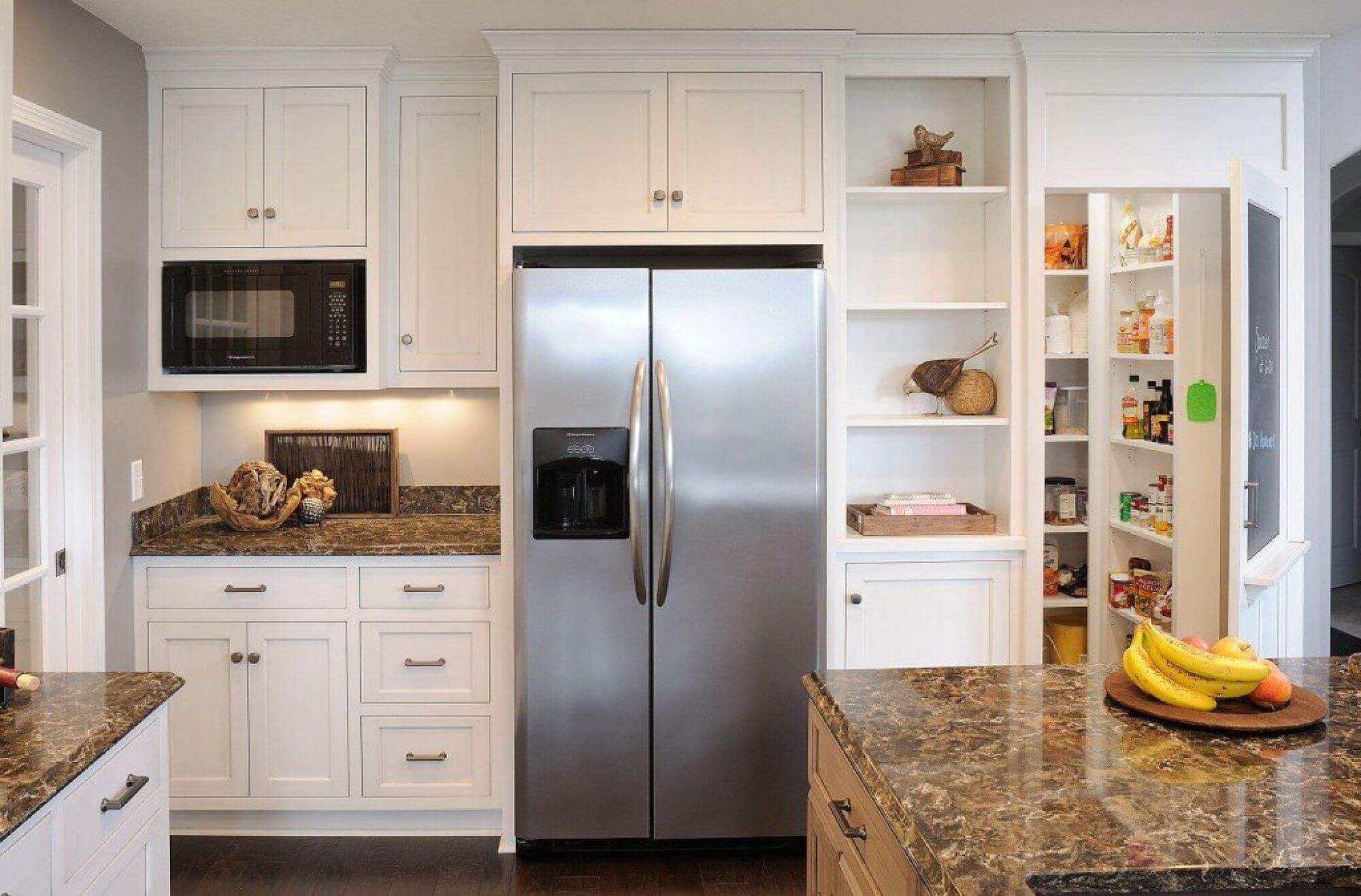 Основные правила установки холодильника
