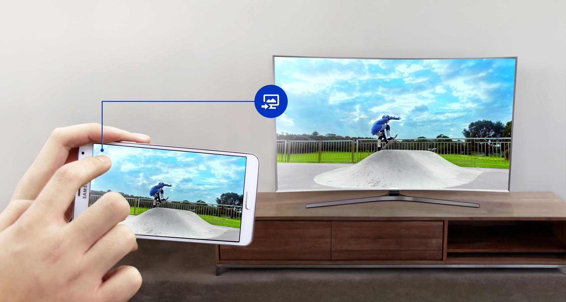Технология управления телевизором с телефона