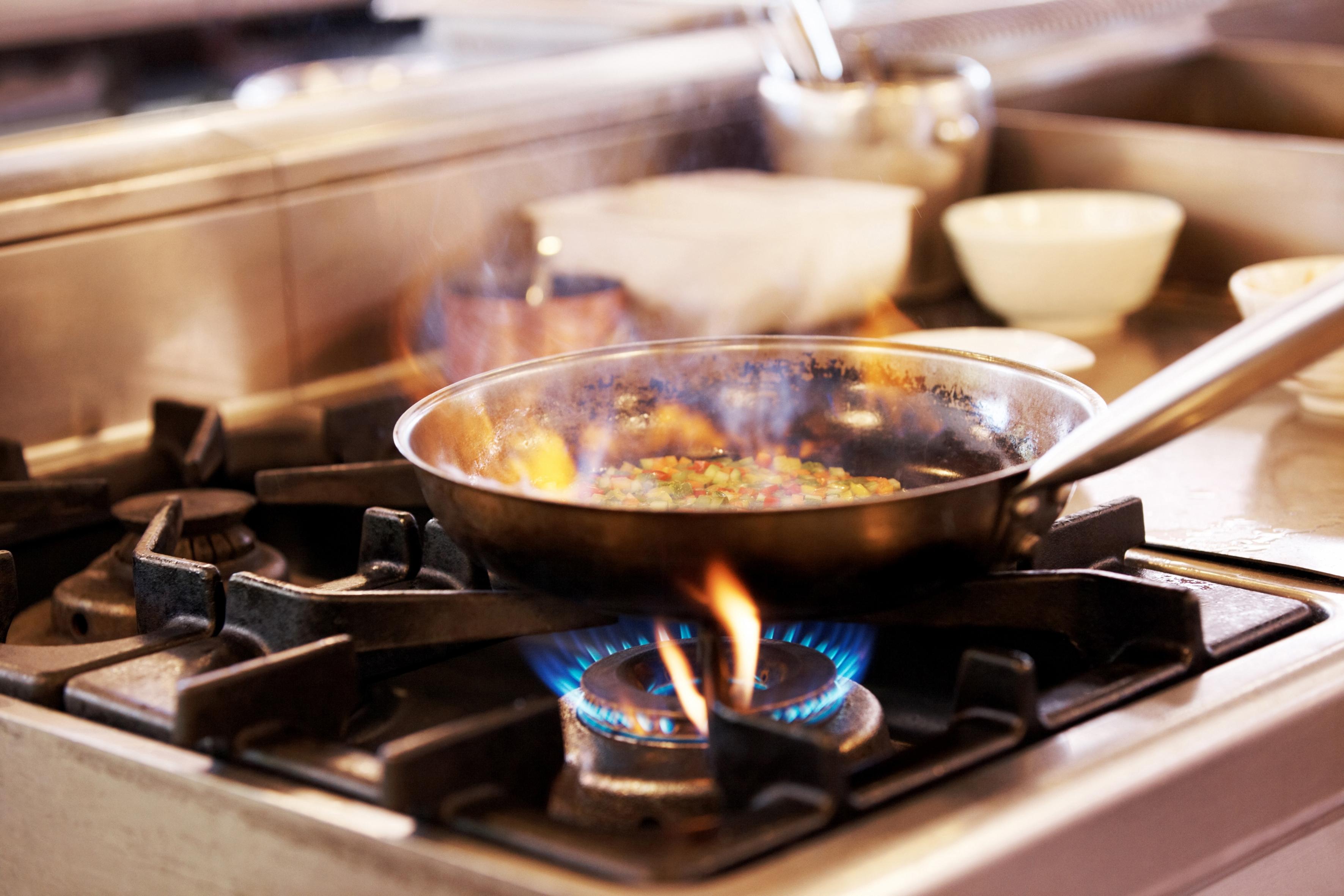 Особенности газовых плит