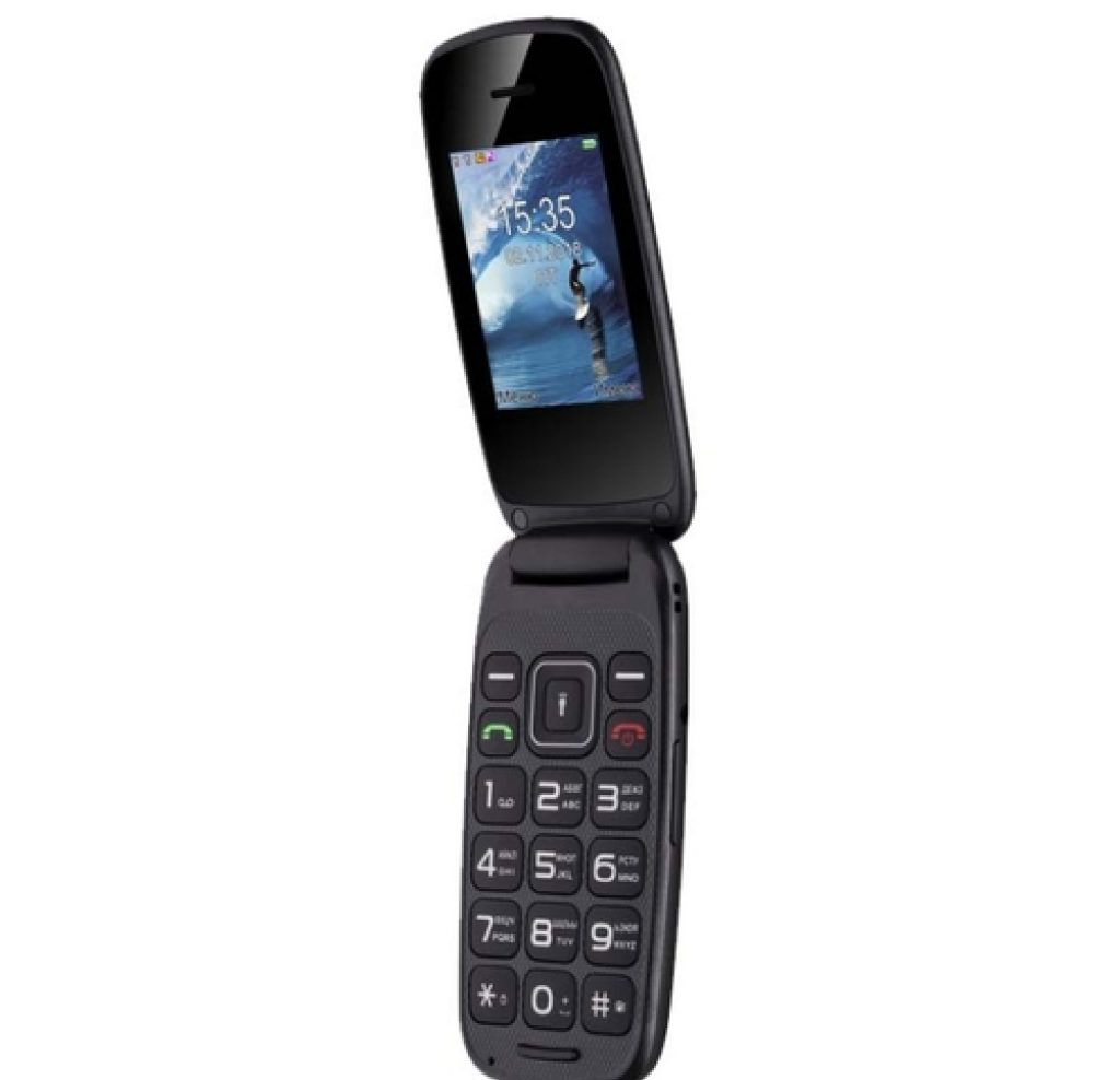 Телефон Fly Ezzy Flip