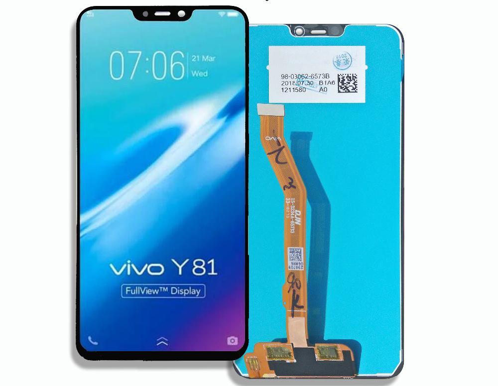 Безрамочный смартфон Vivo Y81 - разумный выбор