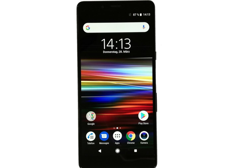 Топовый Sony Xperia L3