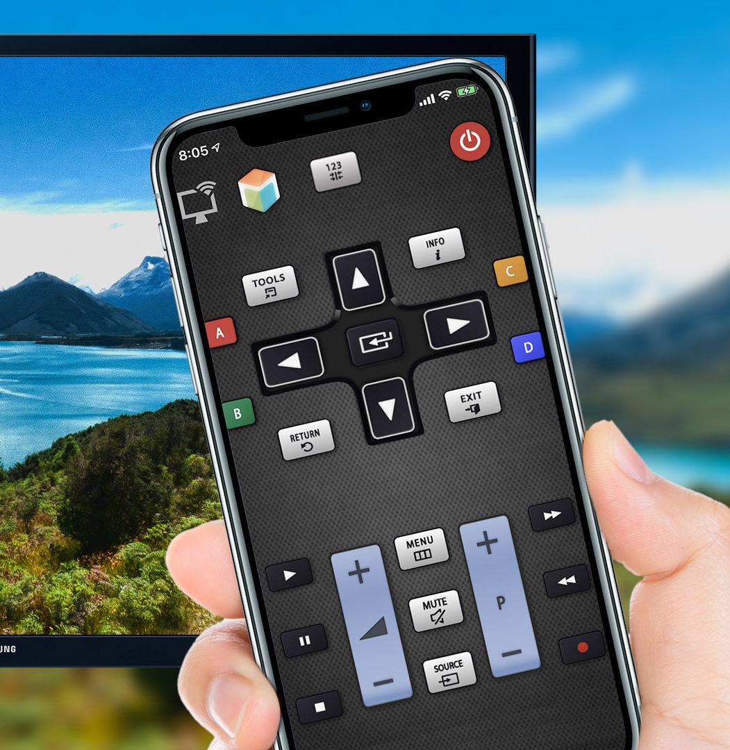 Универсальный пульт Samsung