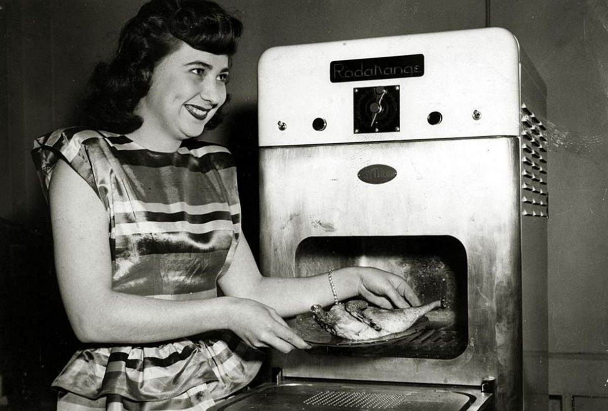 Вредна ли микроволновая печь