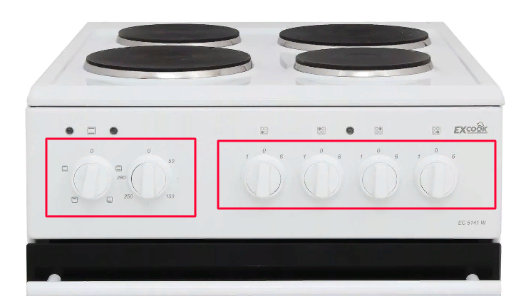 Особенности электрических плит