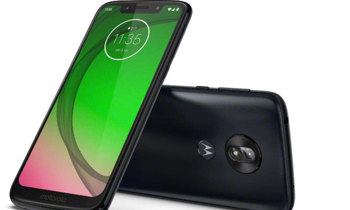 Средняя камера для такой цены. Смартфон Motorola Moto G7 Play