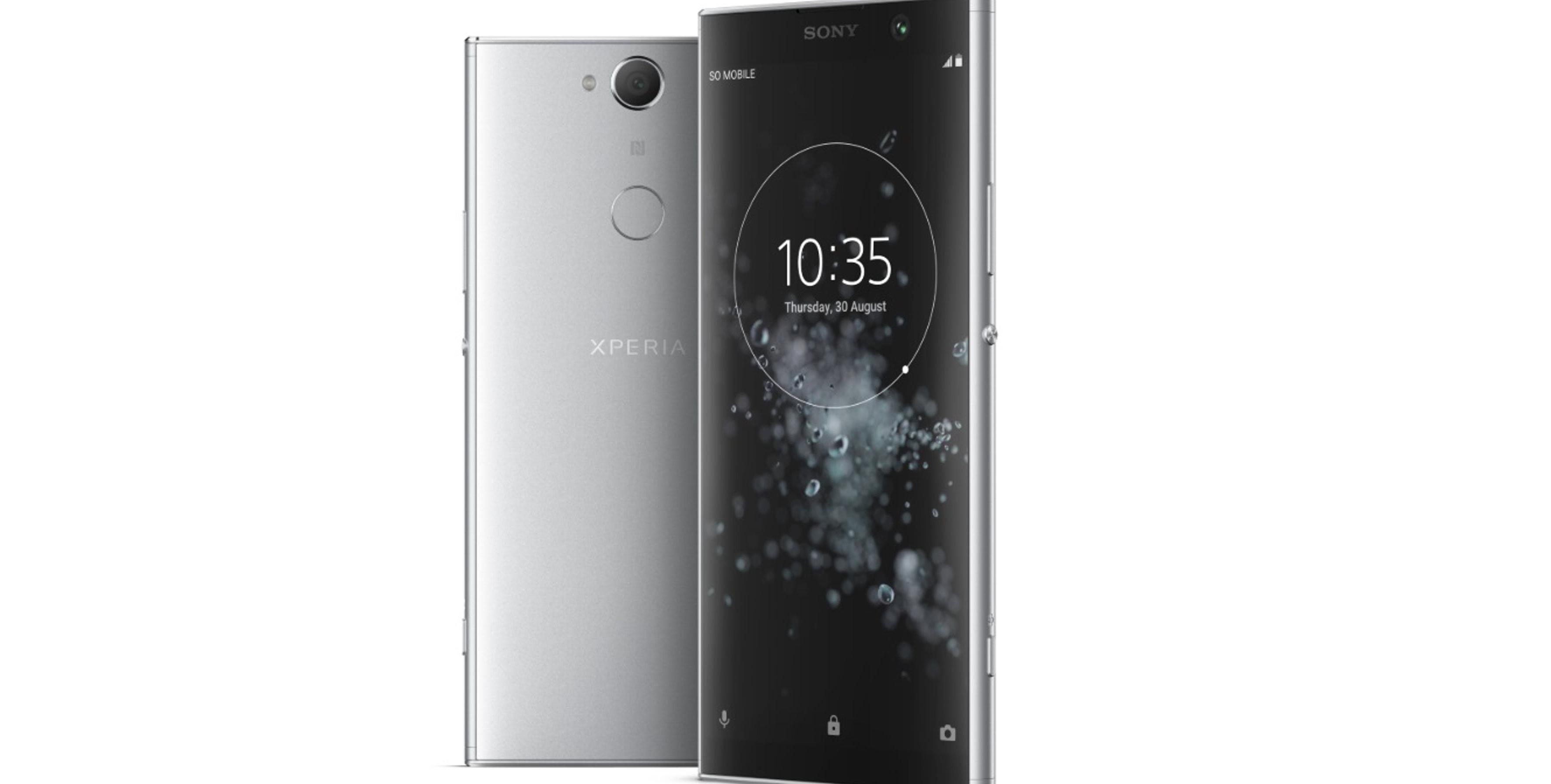 Бюджетный Sony Xperia XA2 Plus