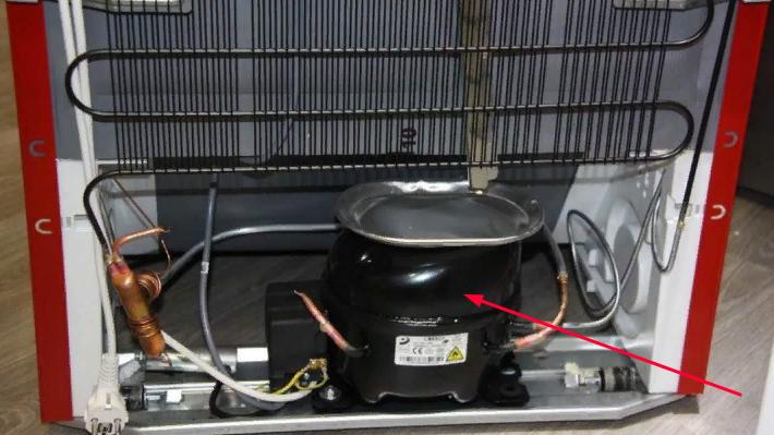Средняя мощность холодильника в ваттах