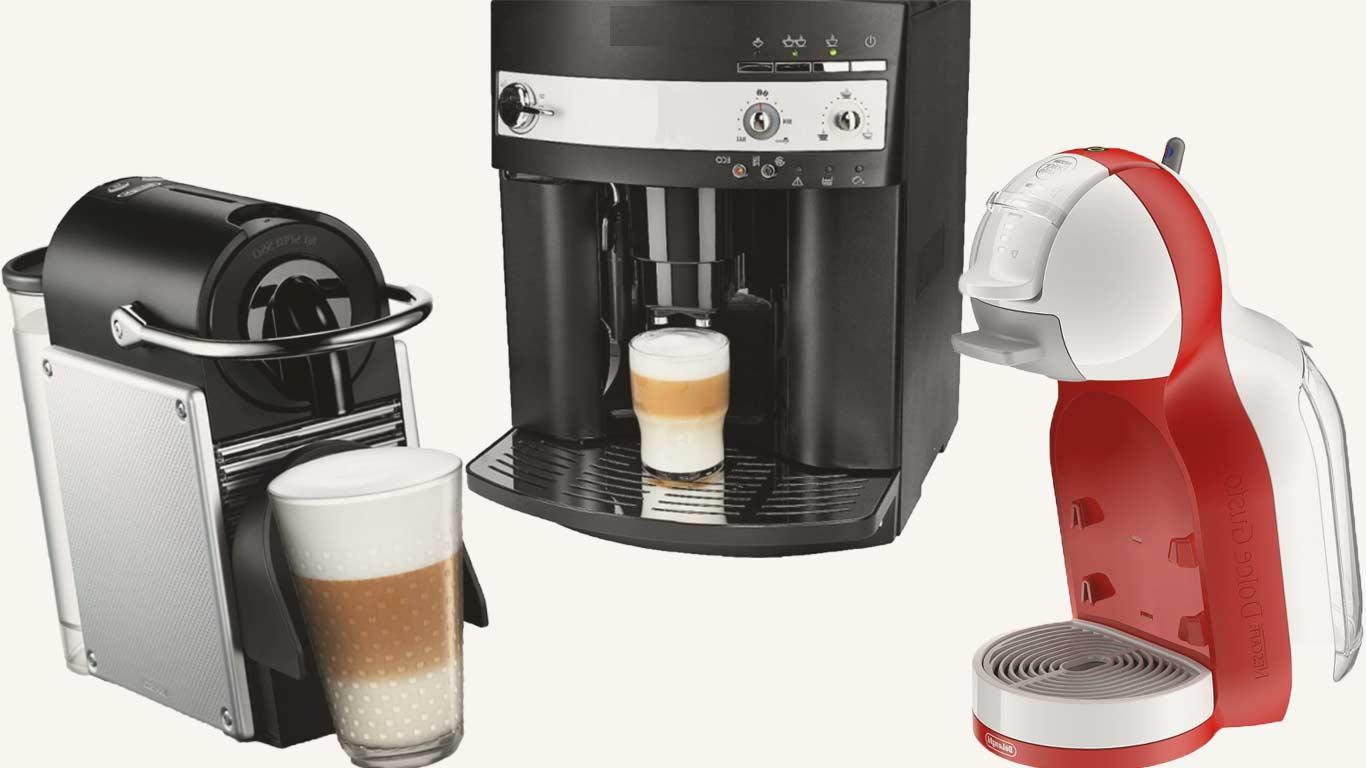 Лучшие модели кофемашин для дома
