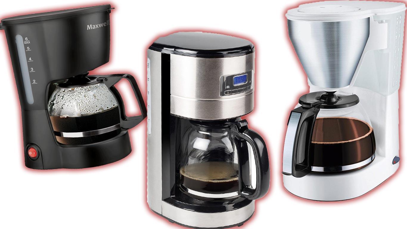 Как пользоваться кофеваркой капельного типа браун