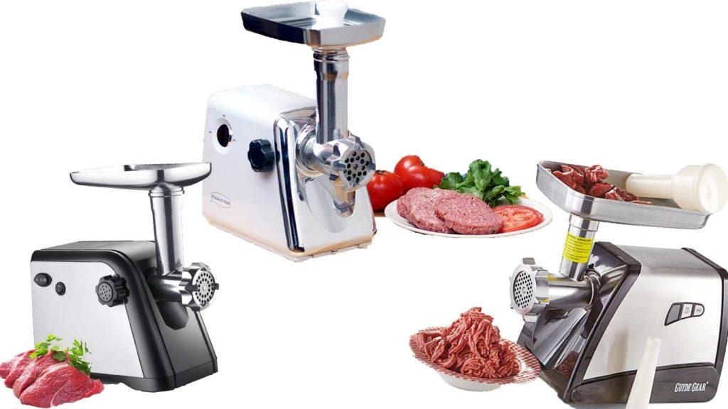 ТОП-10 мощных электрических мясорубок для дома