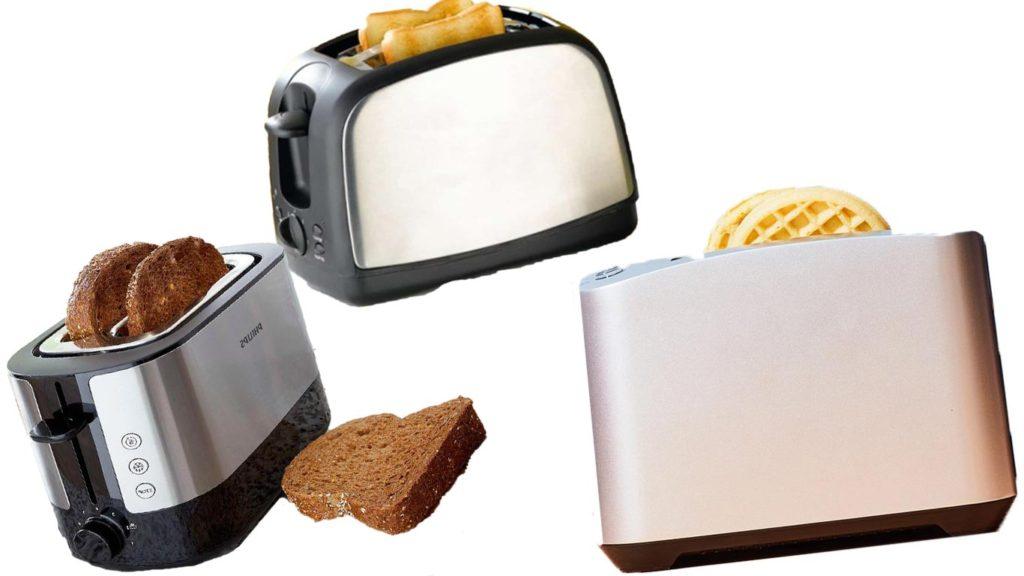ТОП-10 лучших тостеров для дома