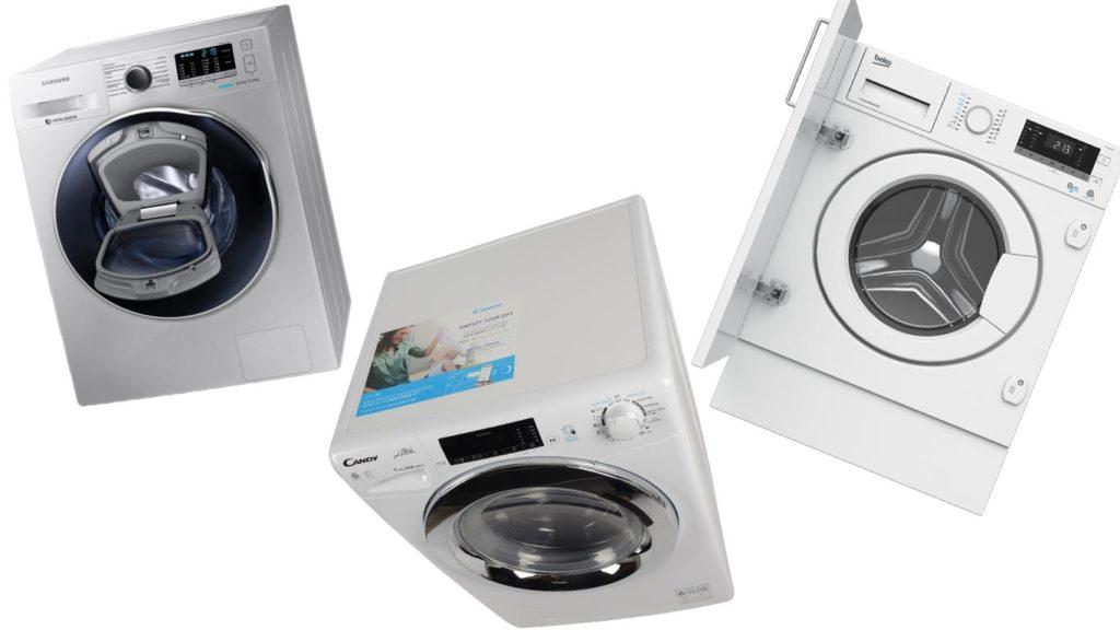 ТОП-5 лучших стиральных машин с сушкой