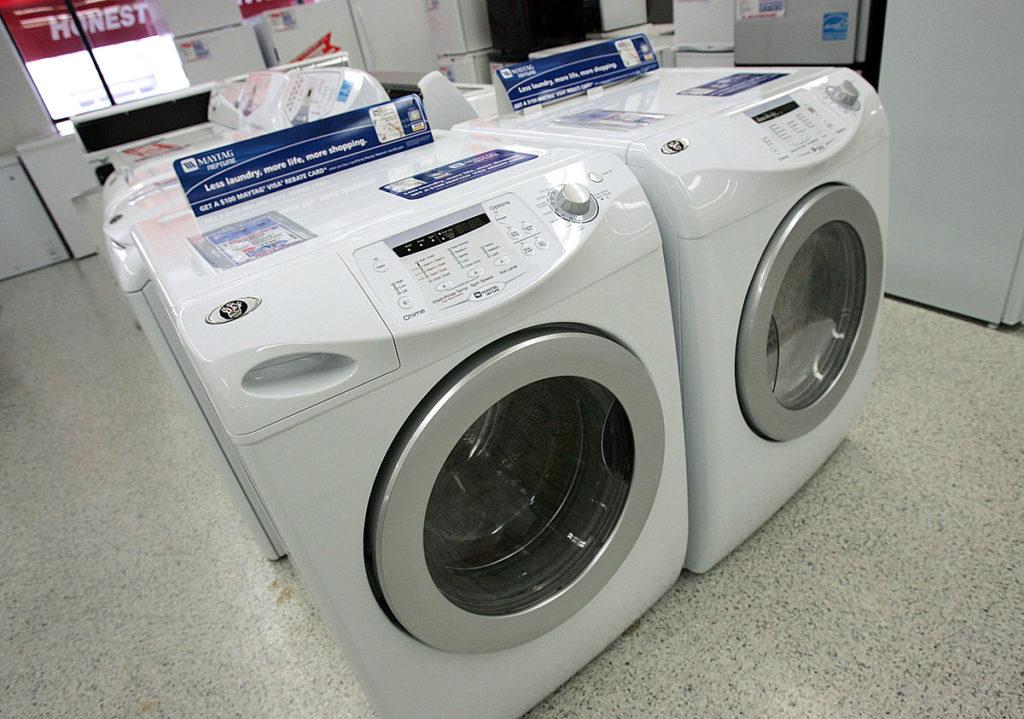 Вес стиральной машины