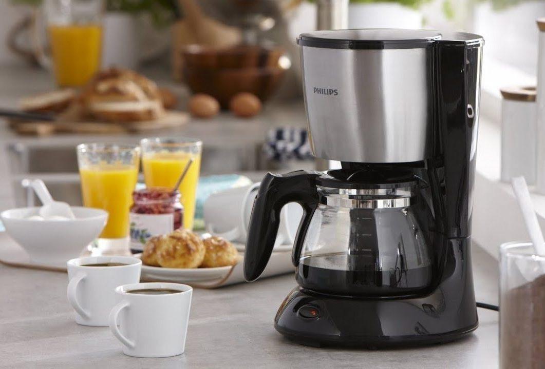 Классификация кофеварок по типу управления