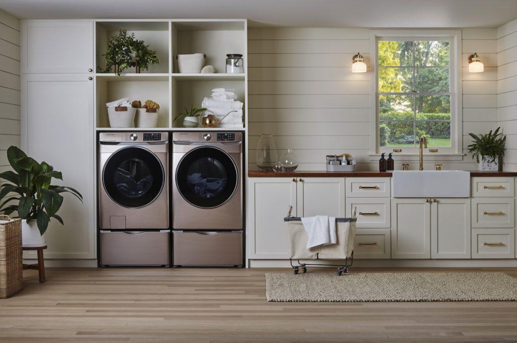Особенности встраиваемых стиральных машин