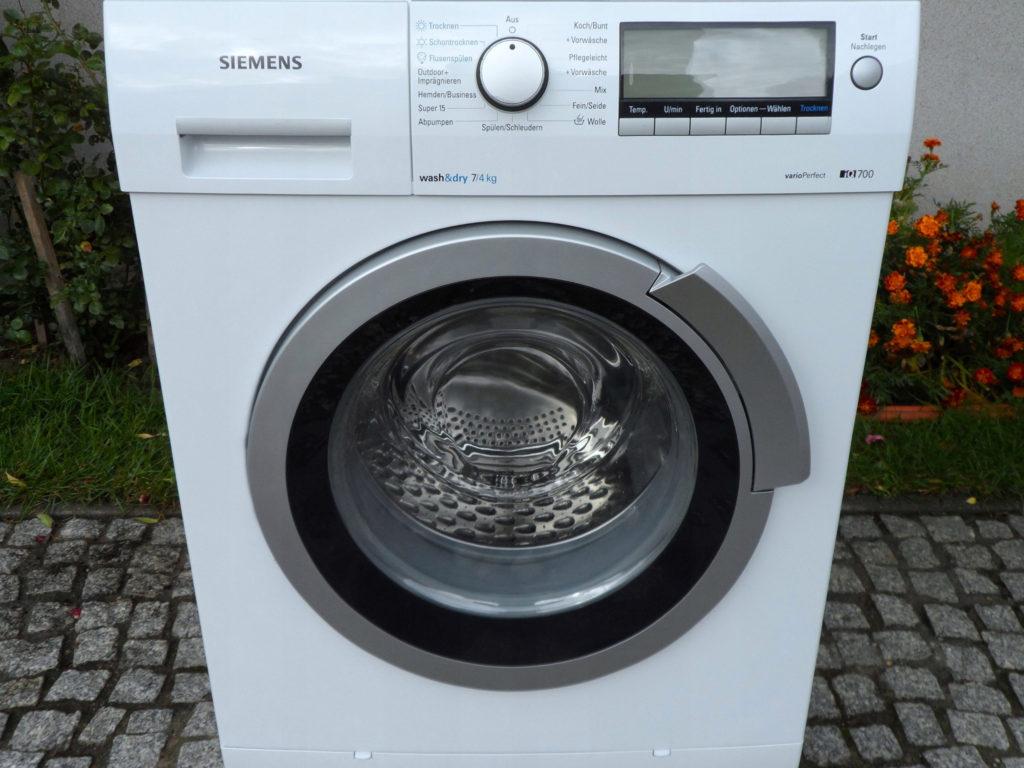 Особенности стиральных машин с сушкой