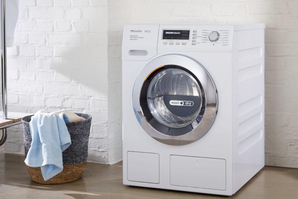 Автоматическая модель стиральной машины с сушкой