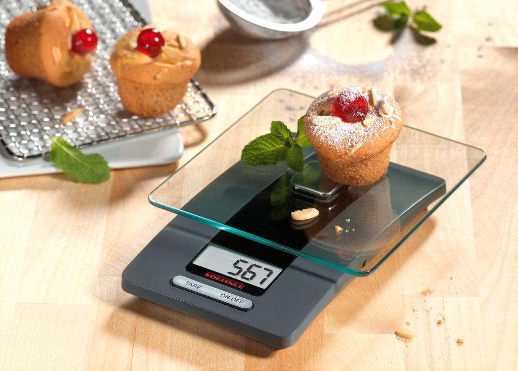 ТОП-10 лучших настольных весов для кухни