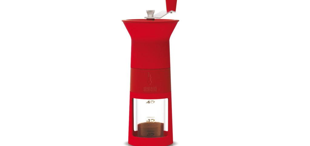 Bialetti Macina Caffe Rosso