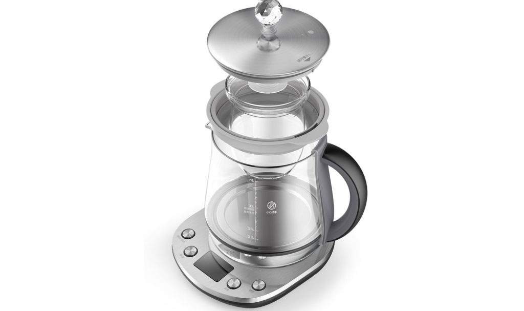 Deerma Stainless Steel Health Pot
