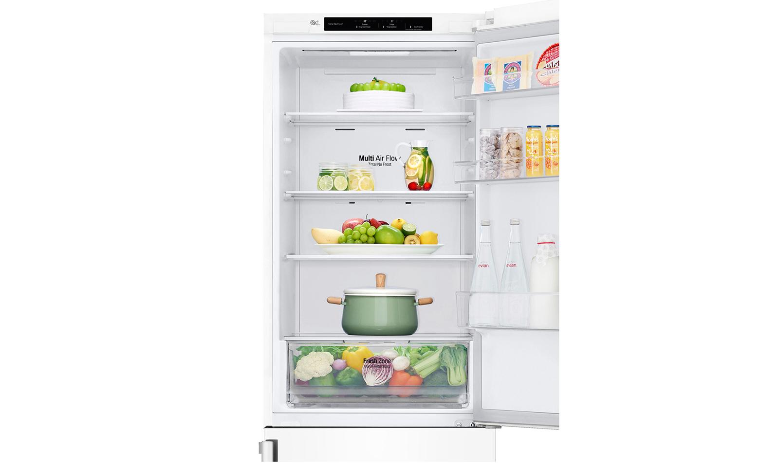 Холодильник LG DoorCooling+ GA-B459 BLGL
